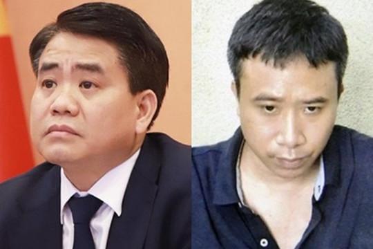 Ông Nguyễn Đức Chung biếu người cung cấp 9 tài liệu mật số tiền 10.000 USD