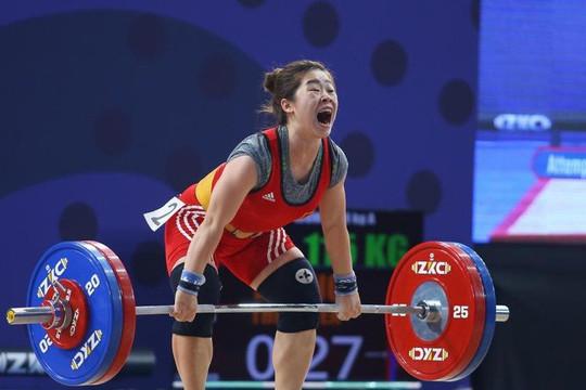 Cử tạ Việt Nam có nguy cơ bị cấm dự Olympic