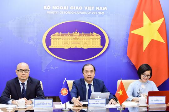Truyền thông quốc tế đánh giá cao vai trò Chủ tịch ASEAN 2020 của Việt Nam