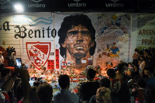 Diego Maradona và những khoảnh khắc làm nên huyền thoại