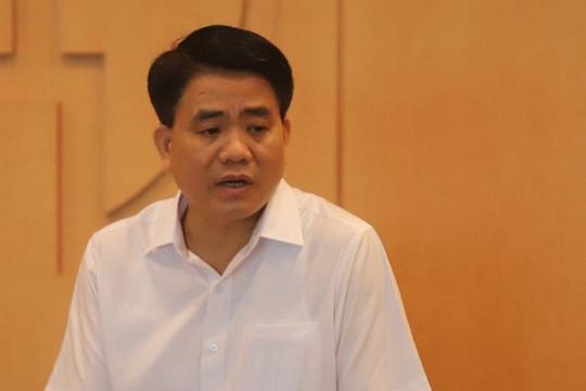 Hoàn tất cáo trạng truy tố ông Nguyễn Đức Chung