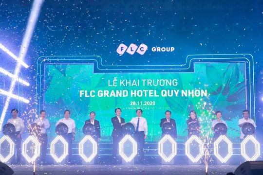 Chính thức khai trương FLC Grand Hotel Quy Nhon, khách sạn lớn bậc nhất Việt Nam