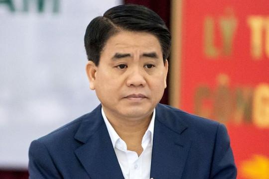 Sắp xét xử cựu Chủ tịch UBND TP Hà Nội Nguyễn Đức Chung