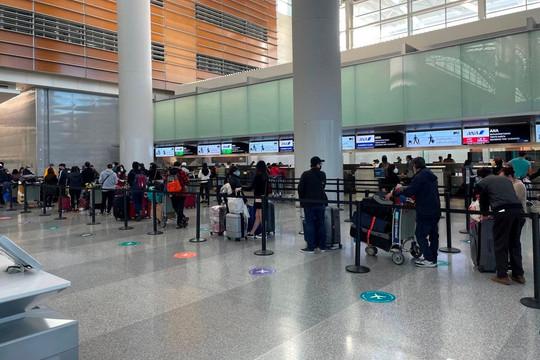 Đưa gần 600 công dân Việt Nam từ Mỹ và Philippines về nước an toàn