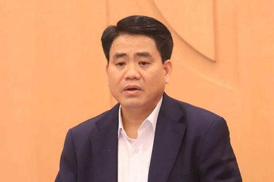 Đề nghị khai trừ khỏi Đảng đối với ông Nguyễn Đức Chung
