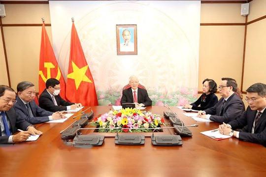 Việt Nam sẵn sàng đồng hành với Cuba cập nhật hóa mô hình kinh tế-xã hội XHCN