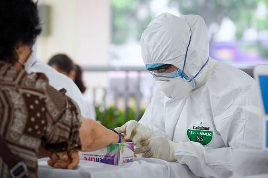 TP.HCM công bố hơn 1.600 kết quả xét nghiệm người tiếp xúc 4 ca mắc Covid-19