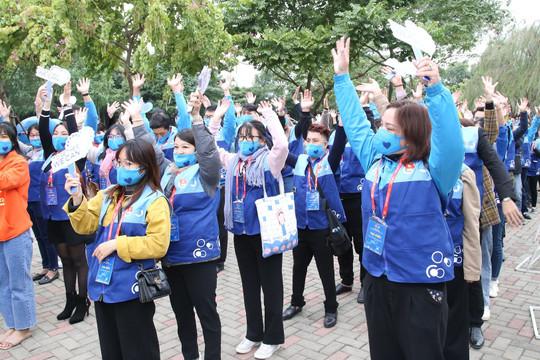 100 thủ lĩnh các câu lạc bộ tình nguyện tiêu biểu quy tụ về Ngày hội Tình nguyện Quốc gia