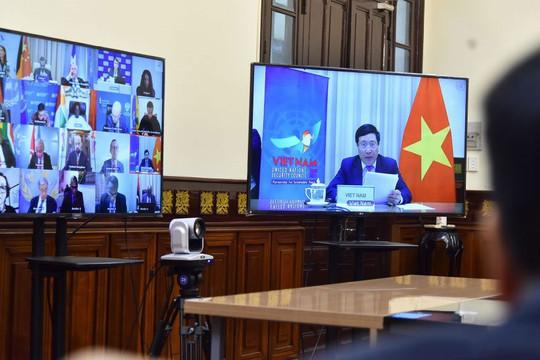 Việt Nam đưa ra các đề xuất nhằm tăng cường hợp tác Liên hợp quốc và Liên minh châu Phi