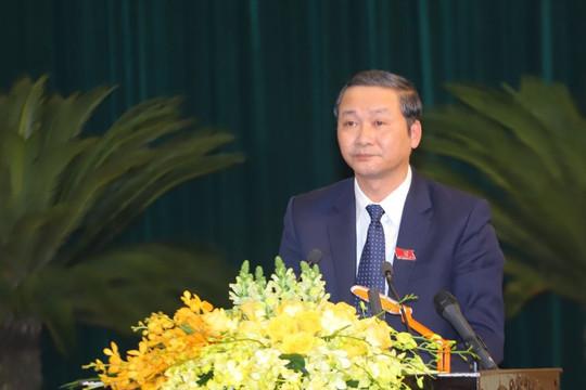 Ông Đỗ Minh Tuấn giữ chức Chủ tịch UBND tỉnh Thanh Hóa