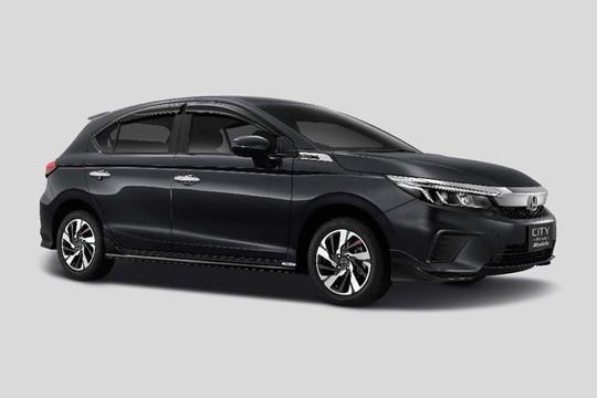 Honda City Hatchback 2021 có thêm gói phụ kiện Modulo