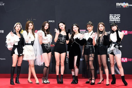 Dàn sao Hàn khoe sắc trên thảm đỏ MAMA 2020