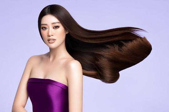 Hoa hậu Khánh Vân khoe thần thái trong bộ ảnh kỷ niệm một năm đăng quang