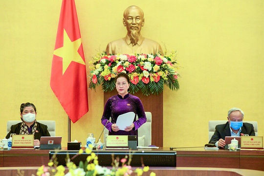 Khai mạc Phiên họp thứ 51: UBTVQH xem xét việc thành lập thành phố Phú Quốc