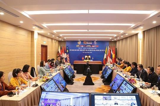 Hội nghị Ban Chấp hành Hiệp hội An sinh xã hội ASEAN lần thứ 37: Mở rộng diện bao phủ an sinh xã hội