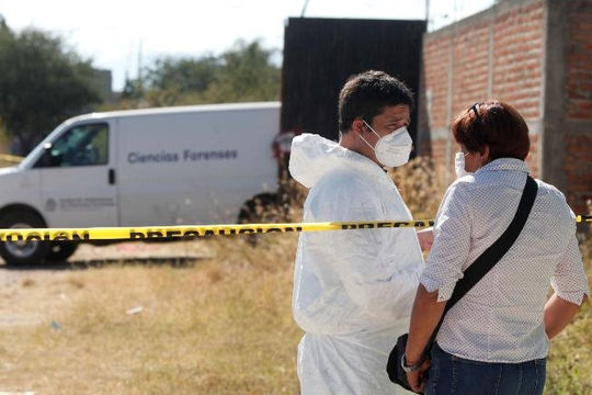 Phát hiện ngôi mộ tập thể chứa ít nhất 113 thi thể tại Mexico