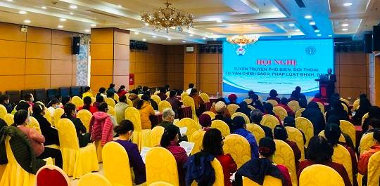 Tuyên truyền, đối thoại chính sách BHXH, BHYT cho thành viên HTX