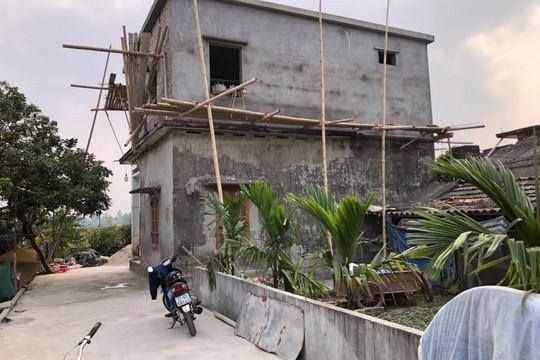 Thái Bình: Sập giàn giáo xây dựng, 3 người thương vong