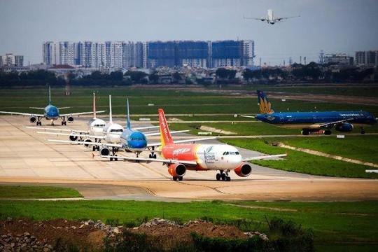 Sân bay Tân Sơn Nhất sẽ hoạt động 2 đường băng trước Tết Nguyên đán 2021