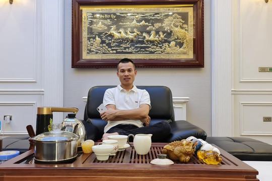 Doanh nhân Hoangnam Jsc: Nghề trồng lan cũng lắm công phu