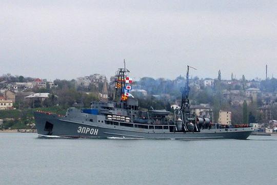 Hải quân Nga lần đầu tiên tập trận chung với NATO sau 10 năm