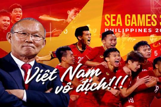 Ngày này năm trước, U22 Việt Nam lên ngôi ở SEA Games và 60 năm ròng rã chờ Vàng