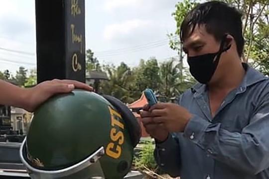 Tạm đình chỉ công tác hai Trung tá Công an ở Đồng Nai để xác minh vụ can thiệp xe vi phạm