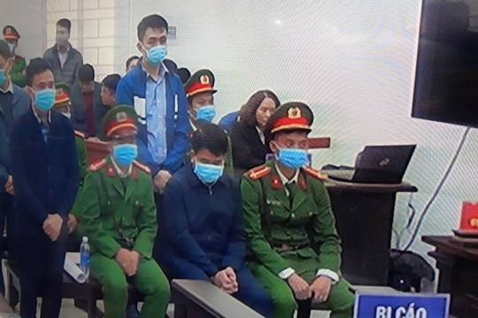 Ông Nguyễn Đức Chung lĩnh 5 năm tù