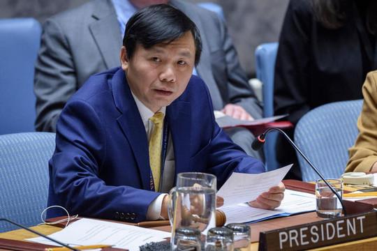 Việt Nam chủ trì họp Nhóm Công tác về các tòa án quốc tế