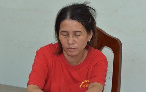 Bắt nữ nghi can sát hại người phụ nữ đơn thân, cướp tài sản
