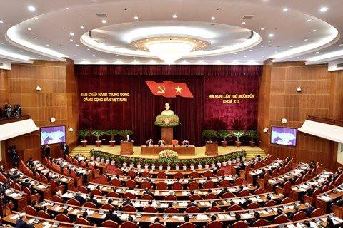 Trung ương thảo luậndự thảo các Báo cáo trình Đại hội XIII của Đảng