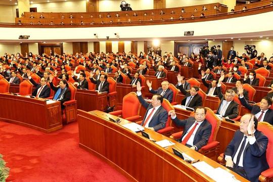Giới thiệu nhân sự Bộ Chính trị, Ban Bí thư khóa XIII: Cân nhắc đặt lợi ích của Đảng, của quốc gia-dân tộc lên trên hết