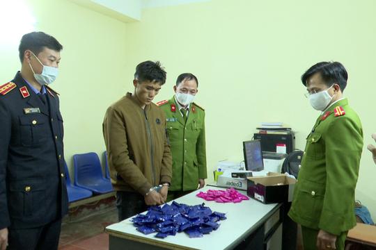 Công an Sơn La bắt 6 vụ ma túy ma túy trong một ngày