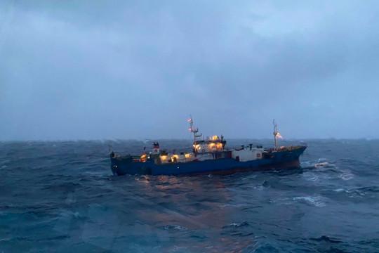 Bộ Ngoại giao bình luận việc cứu hộ tàu Nga gặp nạn ở Biển Đông