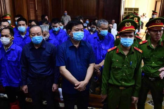 Bị cáo Đinh La Thăng đổ trách nhiệm cho các Thứ trưởng