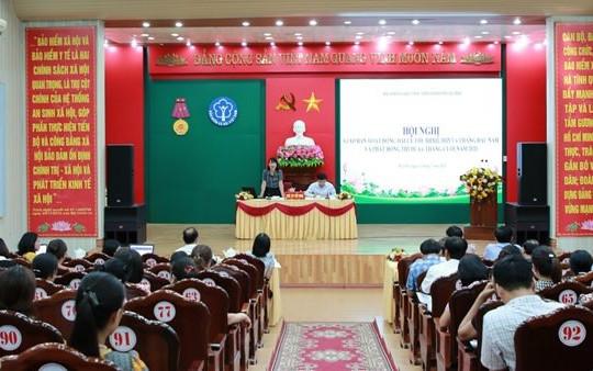 Thành phố Hà Tĩnh: Hỗ trợ kinh phí tham gia BHYT cho người cao tuổi