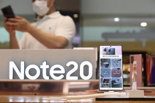Samsung phủ nhận tin đồn khai tử dòng Galaxy Note vào năm 2021