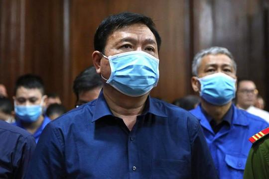 Bị cáo Đinh La Thăng xin miễn trách nhiệm hình sự cho cấp dưới