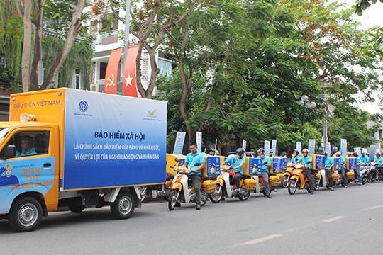 Nam Định: Đa dạng các hình thức tuyên truyền BHXH, BHYT đến người dân