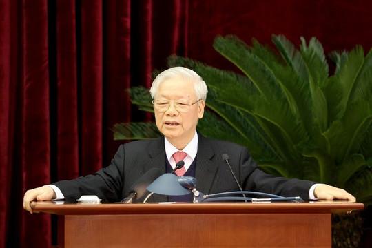 Trung ương nhất trí cao nhân sự tham gia Bộ Chính trị, Ban Bí thư khóa XIII