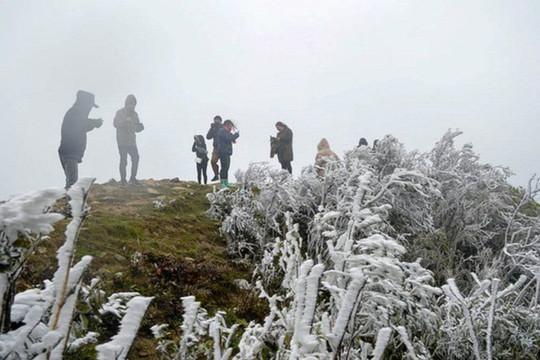 Bắc Bộ sắp đón đợt rét đậm diện rộng, vùng núi cao đề phòng xuất hiện mưa tuyết