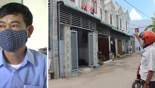 Chủ tịch phường bị cách chức vì để xảy ra xây dựng trái phép