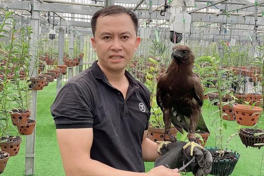 Nguyễn Phú: 8X Khánh Hòa khởi nghiệp với niềm đam mê hoa lan