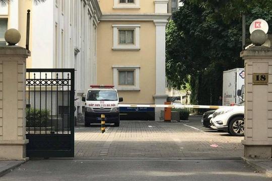 Cục trưởng thuộc Bộ Tài chính tử vong do bị ngã ở cơ quan