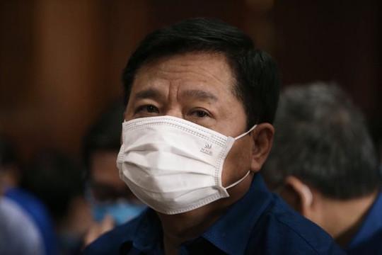 Bị cáo Đinh La Thăng tiếp tục phủ nhận cáo buộc của VKS