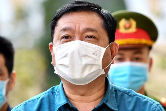 Bị cáo Đinh La Thăng nhận thêm bản án 10 năm tù