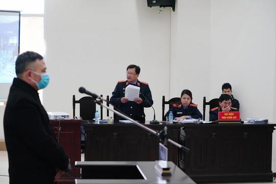Trùm đa cấp Lê Xuân Giang bị đề nghị mức án tù chung thân