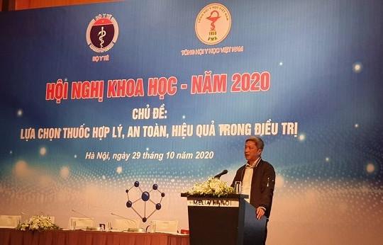 Hội nghị khoa học toàn quốc năm 2020- Lựa chọn thuốc hợp lý, an toàn, hiệu quả trong điều trị