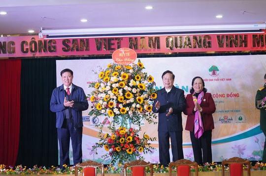 Diễn đàn chăm sóc sức khỏe người cao tuổi tại cộng đồng được khai mạc tại Hà Nội