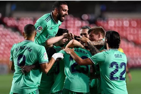 Real Madrid: Đường dài cần nhất tinh binh